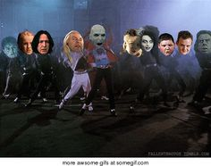 The Dark Magic Night | 22 Lord Voldemort Dance Moves You Need In Your Life