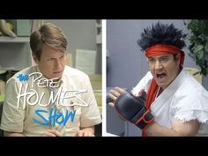 Street Fighter Red Tape: Ryu - Pete Holmes & Mark-Paul Gosselaar