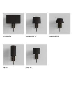 Elegant Long Stem Bracket Wall Light with Fabric Shade Fabric Shades, Chrome Finish, Wall Lights, Bronze, Elegant, Stylish, Home Decor, Dapper Gentleman, Homemade Home Decor