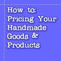 Whats the right price to sell your handcrafts on Etsy, eBay and at craft fairs? Find out with the help of this how-to tutorial.