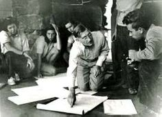 Josef Albers Teaching students at Black Mountain College in Black Mountain, NC. WHY REMEMBER BLACK MOUNTAIN COLLEGE?    • Teachers and students included:       John Rice,      Founder & Classics Scholar     Josef Albers, Painter     Charles Olson, Writer     John Cage, Composer     Buckminster Fuller, Architect     Merce Cunningham,      Dancer & Choreographer     Robert Creeley, Poet     Jacob Lawrence, Painter     Willem de Kooning, Painter     Franz Kline, Painter     Robert Rauschenberg…