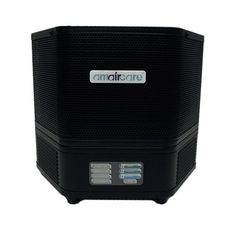 Amaircare 2500 3 Speed Air Purifier w/ Filter Change Timer & VOC Canister - Black