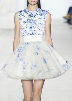 hautekills:  Giambattista Valli haute couture f/w 2013
