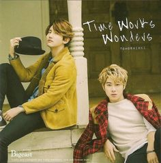 tvxq yunho cangmin 『Time Works Wonders』
