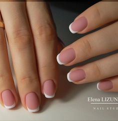 Short nails are especially practical for women who work on computers a lot and need a fast beat. The arms will seem neat and length enough.