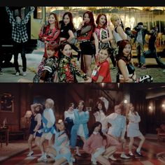 I know... I'm super late sorry.. my mom took my phone because my room hasn't been cleaned.. ugh. So anyway HAPPY 1 YEAR ANNIVERSARY TWICE! Honestly at first I was exposed I didn't think much but when I watched Elegant Private Life I fell in love... I mean how could you not the girls are so freakin cute.. Thankful for every member- from aeygo queen Nayeon to lovely leader Jihyo to girl crush Jeongyeon to dance machine Momo (The representative couple JeongMo ) to black Sean beauty Mina to my…