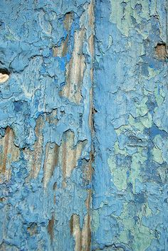 Wow the texture (Chefchaouen, Morocco) Art Texture, Blue Texture, Foto Macro, Backgrounds Wallpapers, Peeling Paint, Love Blue, Blue Green, Textures Patterns, Organic Patterns