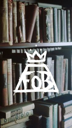 Books and Bands. My life.
