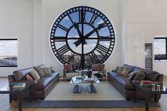 Torre Reloj transformada en Loft