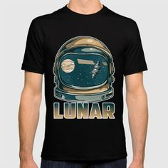 LUNAR GRUNGE T-shirt