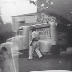 Vito, College Point's most loved Ice Cream Man!  He was the best!