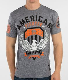 a7f8426752a0 American Fighter Elmhurst T-Shirt - Men s T-Shirts in Heather Grey