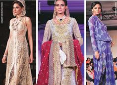 Fashion Show on occasion of Pakistan Fashion Design Council opening 'PFDC- The Boulevard', a sprawling 5,500 sq ft Flagship Store in India's Capital, Delhi (@ M-4, South Ex-2), More Planned in India's Metros, & PFDC invites Indian Designers to sell at their Stores in Pakistan