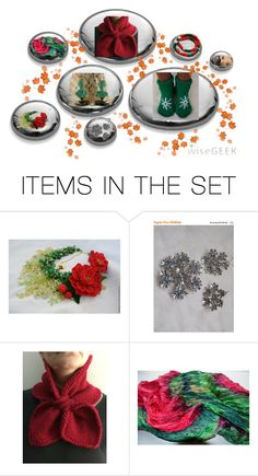 """Rosso e Verde"" by acasaconmanu ❤ liked on Polyvore featuring art"