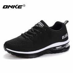 Onke Professional Sneakers for Men Autumn Cushion Women Running Shoes Outdoor Sport Men's Shoes Male Female Walking Shoe Girl Running, Running Women, Runing Shoes, Nike Shoes Outlet, Sport Man, Types Of Shoes, Athletic Shoes, Sneakers, Cushion
