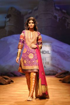 Collections - Ritu Kumar Couture Show