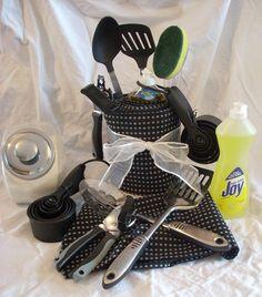 Bridal Shower Towel Cake | How to Make a Kitchen Towel Cake | eHow.com
