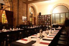 Osteria 2.0 - Tutto pronto per per l'edizione 2012, presso il Caffè Concerto a Modena