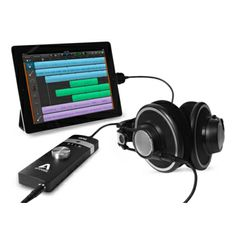 Apogee ONE USB Microphone and Audio Interface for iPad, iPhone, and Mac - Apple Store (U.S.)