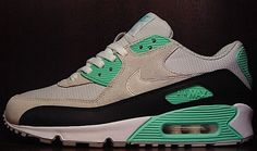 Image 2 of Nike Air Max 90 Grey and xBronze Trainers