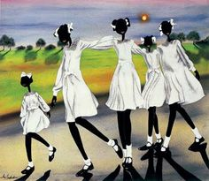 Gullah Art Prints | The FUTURE: November 2009