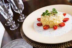 White Zucchini #Risotto - Try this #firstcourse: I'm certain it will conquer even your children!