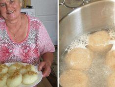Lepší bramborové knedlíky jste nejedli: Až vyzkoušíte tento recept od mojí tetičky, jiný už dělat nebudete!