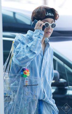J-Hope ☀️  Airport  ✈️  #BTS #방탄소년단