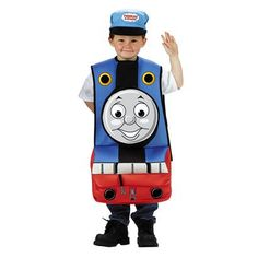 Toddler/Boy's Thomas The Tank Engine Classic Costume - One Size Fits Most
