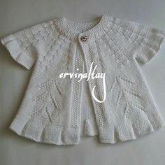"""1,358 Beğenme, 111 Yorum - Instagram'da SEVGİ İLE ÖRÜLEN EL EMEĞİ (@ervinaltay): """"#orgu#knitting#hoby#elisi#örgümodelleri#bere#patik#yelek#hırka#croched#elişim#orguyelek#handmade#ip#bebekorgu#şiş#örgümüseviyorum#tigişi#yenidogan#bebekhırkası#bebekhirkasi#bebek#bebekörgü#örgü#bolero#yelek#elişi#bebektulumu#tulum#elbise"""""""