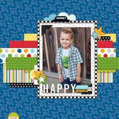 Happy...could be a school layout
