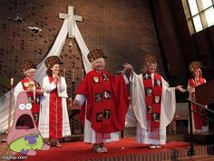 Women Priests.