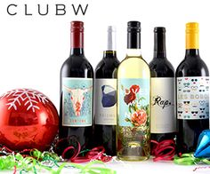 Club W pulls the wine club out of the dark ages. The Wine Club, Wine Auctions, Order Wine Online, Wine Baskets, Wine Subscription, Wine Tote, Wine List, Shipping Wine, Wine Drinks