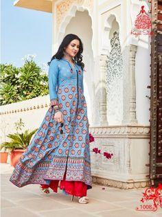 915c6683925 Kajal Style Fashion Colorbar Vol 1 Kurti Catalog 8 Pcs Wholesale Buy Kajal  Style Fashion Colorbar 1 Kurti Kajal Style Brand Ready Made Rayon Online  Fancy ...