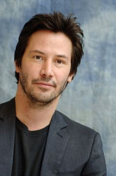 Keanu Reeves (b. 1964) He gets better with age. Canadian born actor, some of his movies include BILL AND TED'S EXCELLENT ADVENTURE, CHAIN REACTION, THE LAKE HOUSE, MATRIX, and A WALK IN THE CLOUDS