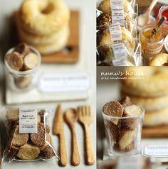 LOVE these wooden utensils! On my wish list! <3