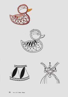 Mani, Bobbin Lace, Album, Knitting, Pattern, Cards, Bite Size, Lace, Animaux