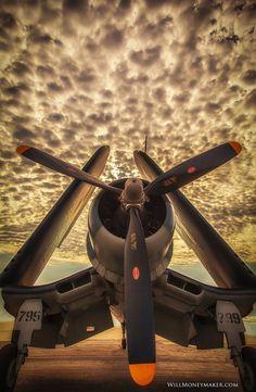 Beautiful Warbirds - Corsair