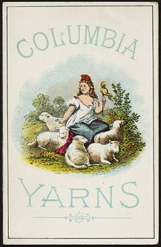 Columbia Yarns [front]