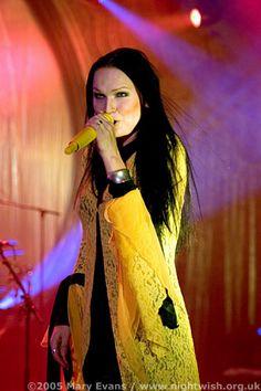 Tarja in Nightwish