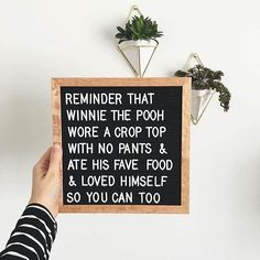 The most versatile and minimalist decoration for your home - felt letter board. Totally in love with and all of the fun boards they create! Inspirational and funny letter board quotes. The Letter Tribe Quotes Risk, Quotes To Live By, Me Quotes, Funny Quotes, Love Your Body Quotes, Quote Meme, Trust Quotes, Famous Quotes, Love Laugh Quotes