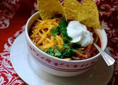 jimmy fallon s crock pot chili have my own go to chili recipe but who ...