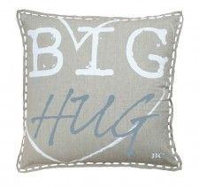 Bastion Collections Cushion Big Hug