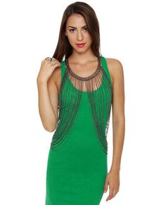Love it... trying to find a cheaper version to order! What a cute and different way to dress up a simple tank dress.
