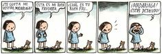 Lov it No. 1 Comic by Liniers