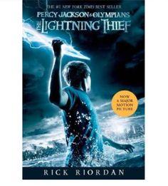 The Lightning Thief Paperback Percy Jackson & Olympians Book 2006 Scholastic