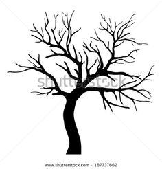 Tree Branch Silhouette Stock Photos, Images, & Pictures | Shutterstock