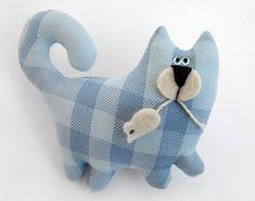 кошка-брошка шотландская
