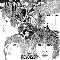 6. Revolver (1966) | For a full list of the Top 10 Albums By The Beatles: http://www.platendraaier.nl/toplijsten/top-10-de-beste-albums-van-the-beatles/