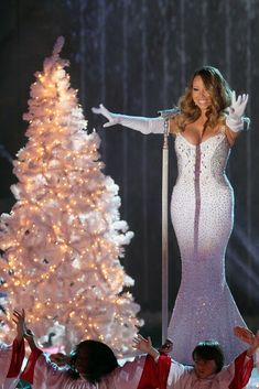 In Case You Missed: Nobody Does Christmas Quite Like Mariah Carey